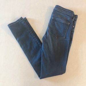 Pilcro and the Letterpress Serif Fit Jeans Size 27